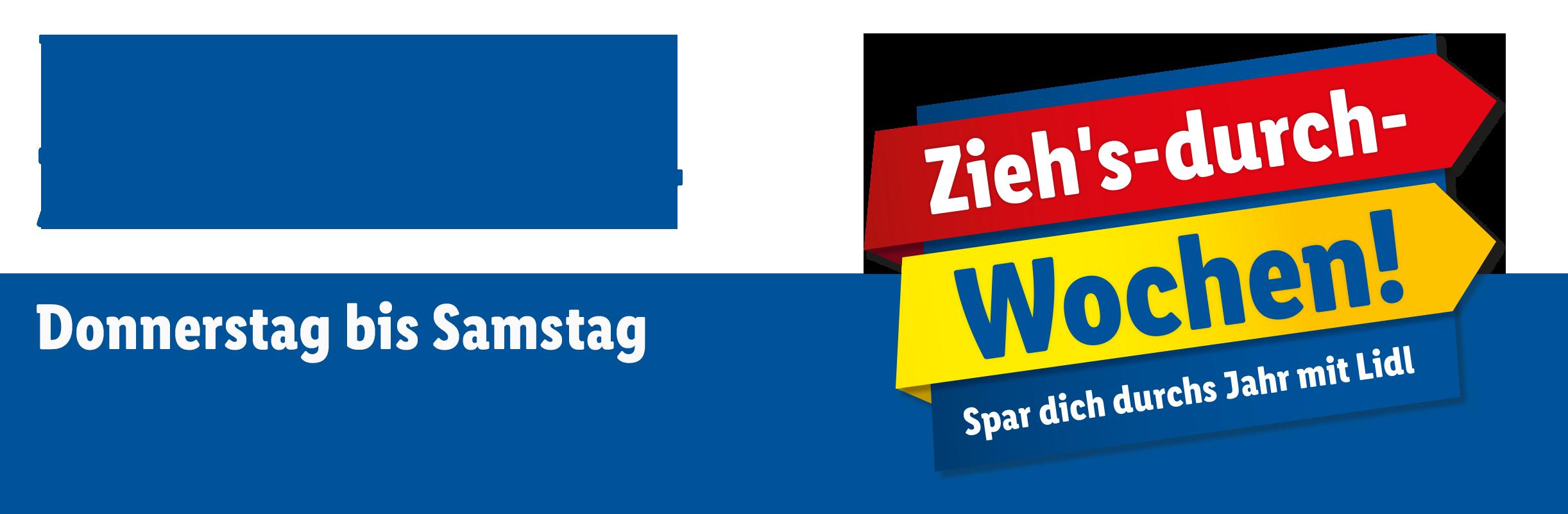 Donnerstag 2401 Lidl Deutschland Lidlde