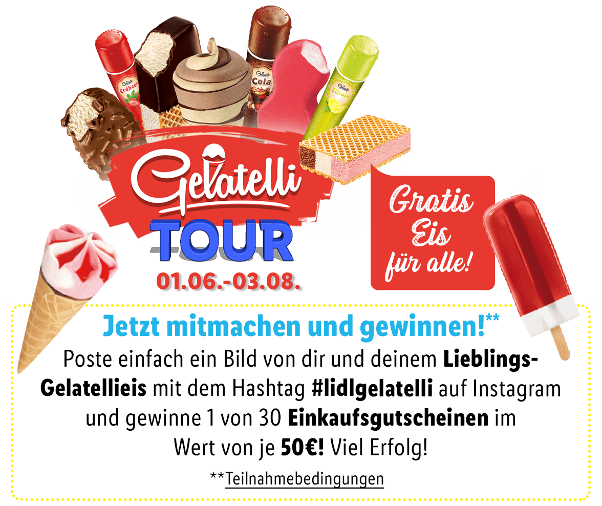 Gelatelli Eistour