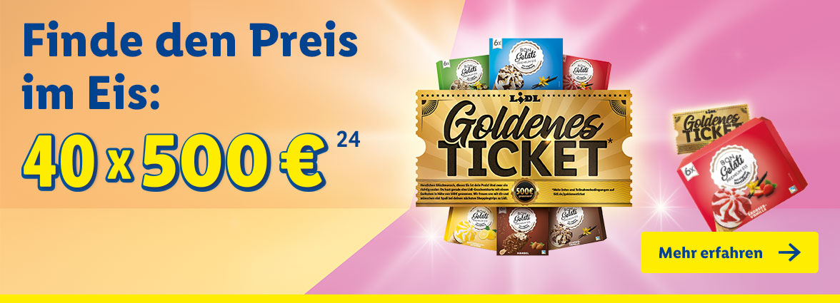 Goldenes Ticket