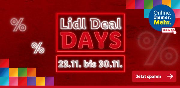 Lidl Deal Days