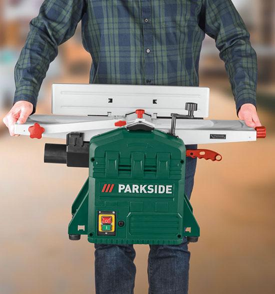 Plaina e desengrossadora PARKSIDE® »PADM 1250«