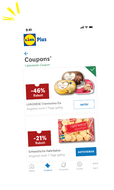 Lidl Plus Coupons
