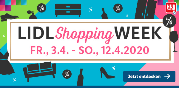 Lidl Shopping Week