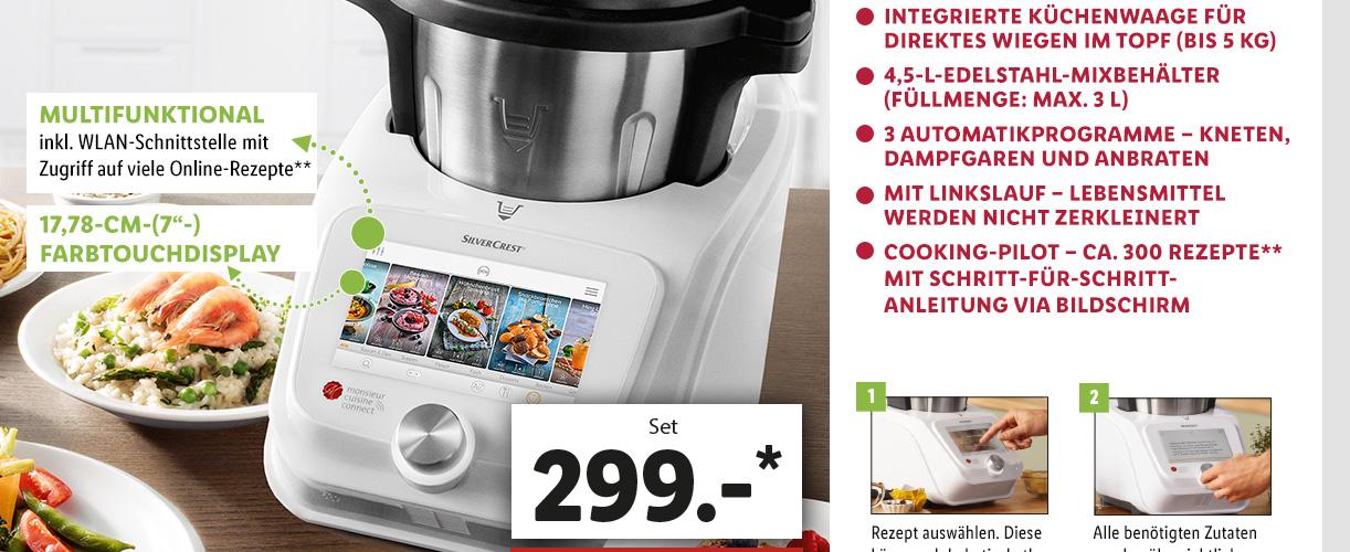 Monsieur Cuisine Connect - Lidl Deutschland - lidl.de