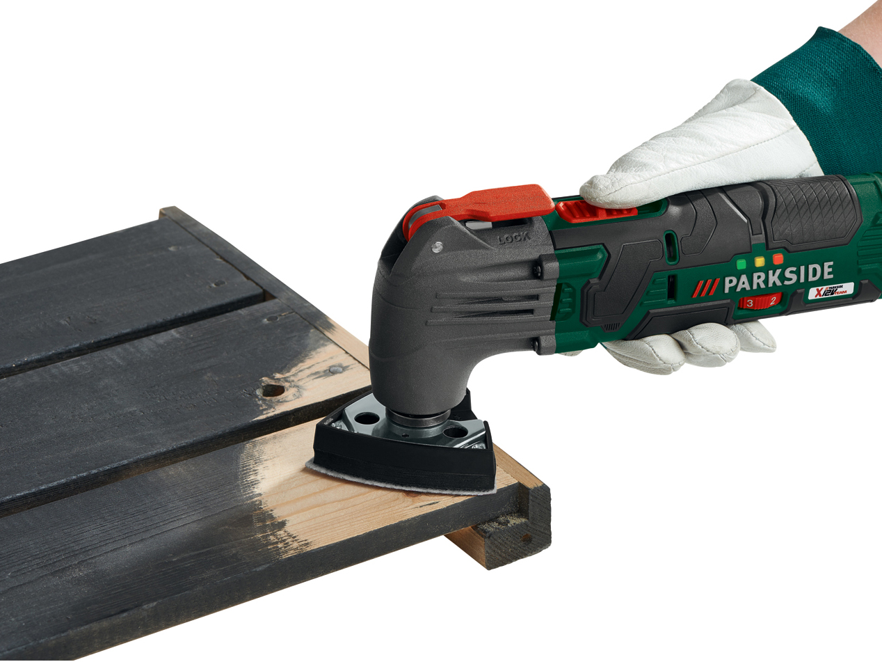 Schleifpapier Schleifblätter Holz Delta für Milwaukee  Multifunktionswerkzeug