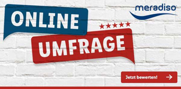 Meradiso-Umfrage-Banner von Lidl.de - Jetzt teilnehmen