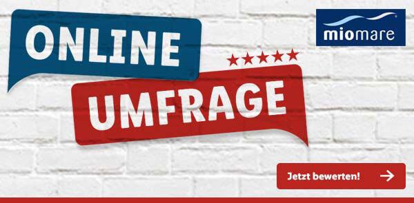 Miomare-Umfrage-Banner von Lidl.de - Jetzt teilnehmen