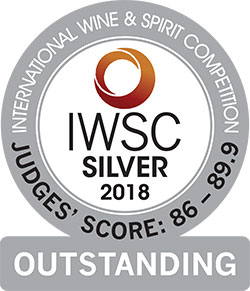 Silver World Spirits Award