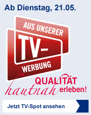 TV-Spot auf Youtube