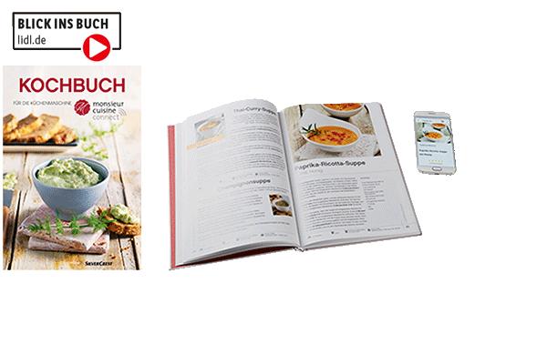 Kuchenmaschine Monsieur Cuisine Edition Plus Skmk 1200 C3 Test