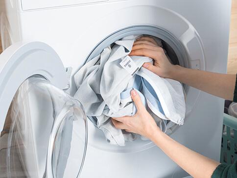 Waschen, Trocknen und Bügeln leicht gemacht