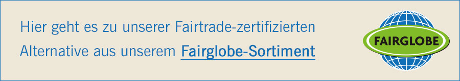 fairtrade logo sortiment