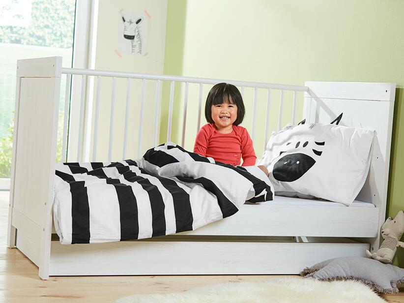 Babybettwäsche Für Mädchen Jungen Online Kaufen Lidlde