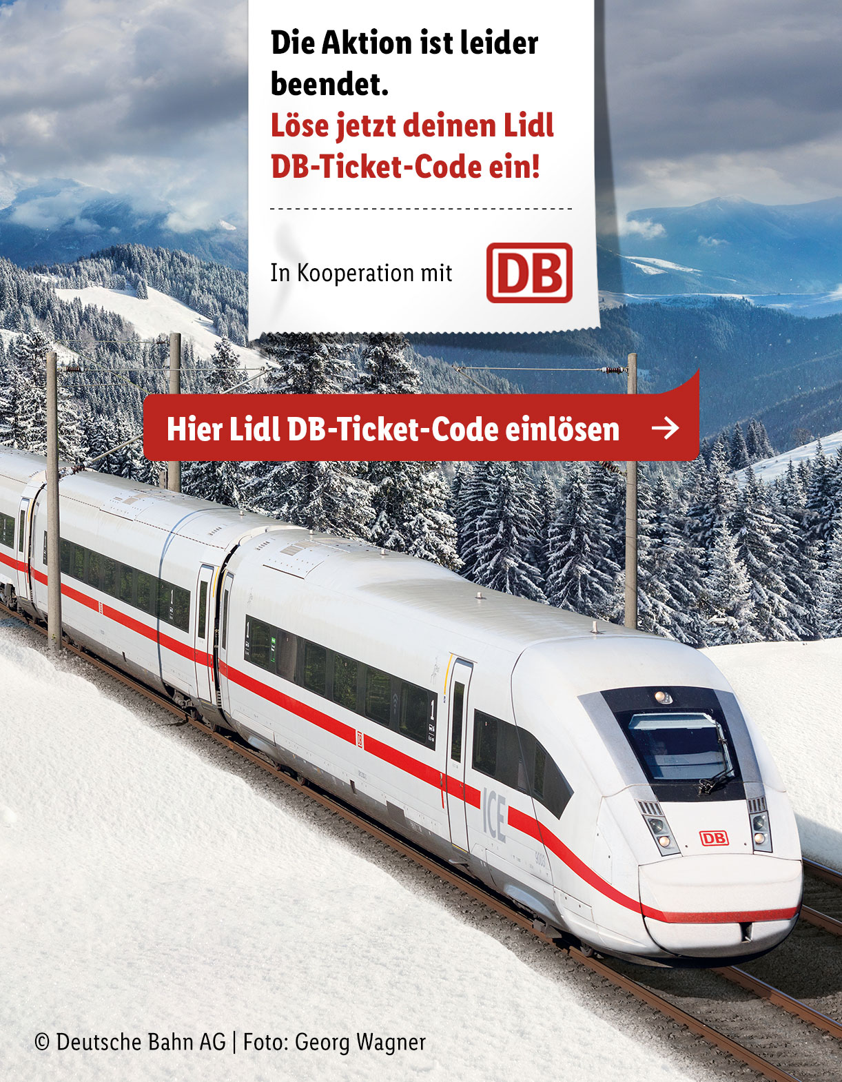 Lidl Db Ticket Bahnticket Kaufen Lidl Deutschland Lidlde