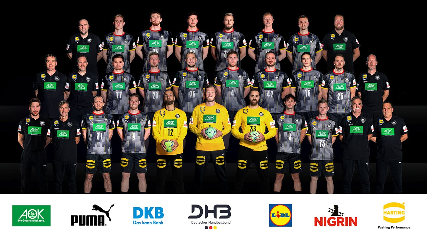 DHB Handball WM 2021