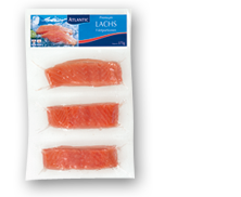 Premium Lachs-Filetportionen