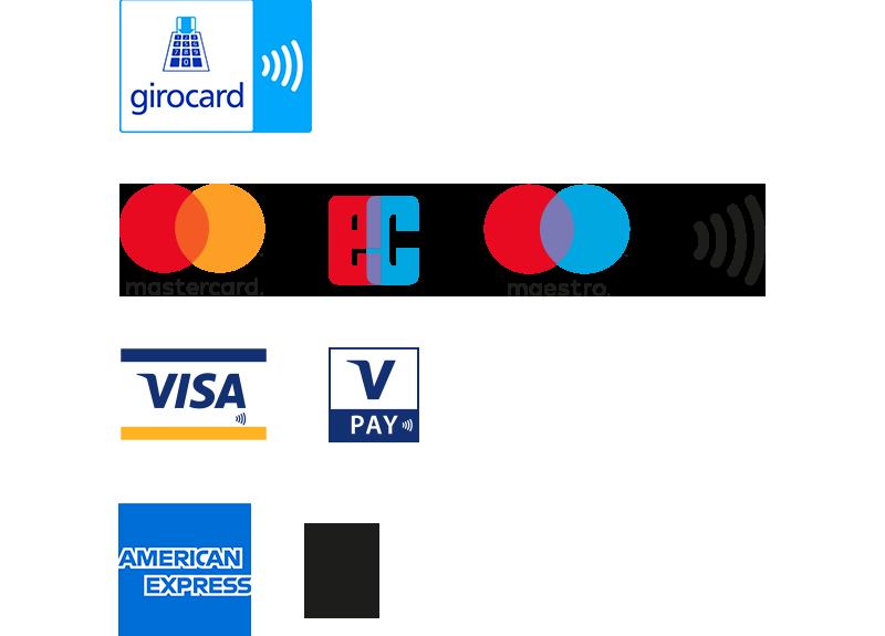Unterschrift American Express Karte.Kontaktlos Bezahlen Lidl De