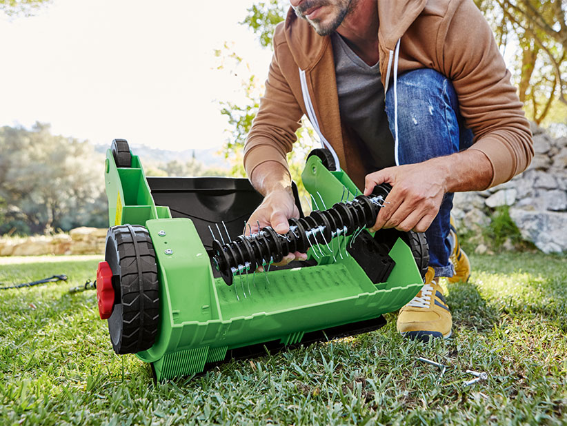 Extrem Rasenpflege – Tipps für einen schönen Rasen - Lidl.de GV13