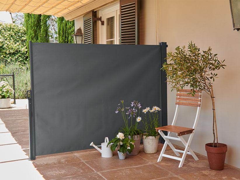 Sichtschutz Für Terrasse Und Balkon Lidlde