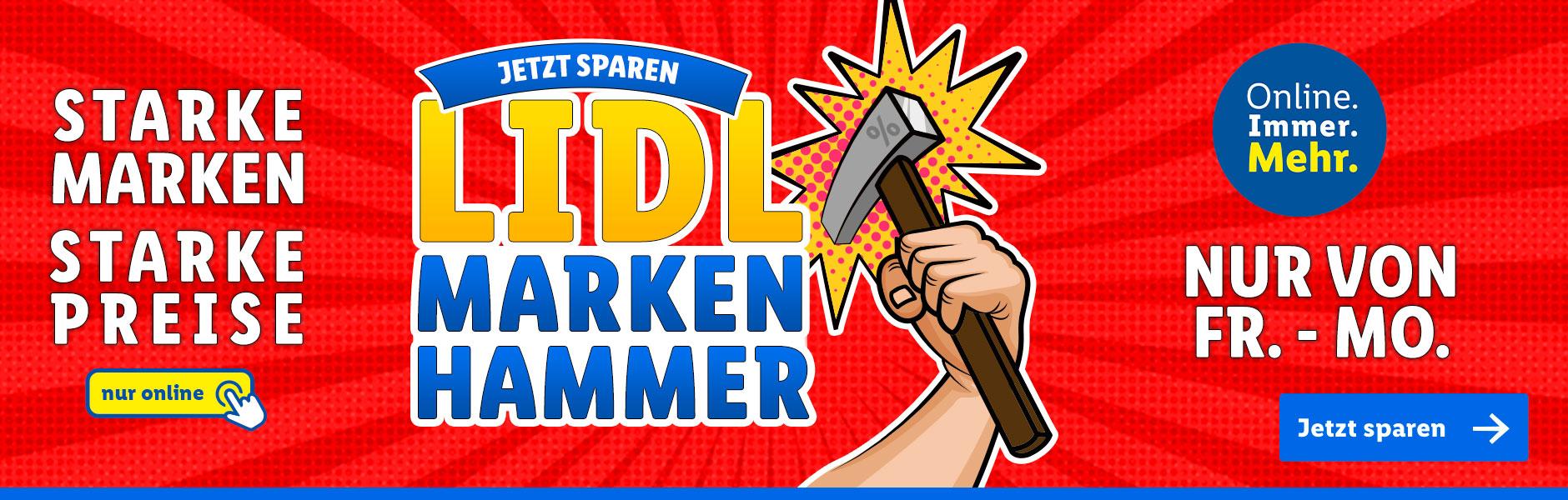 Markenhammer!